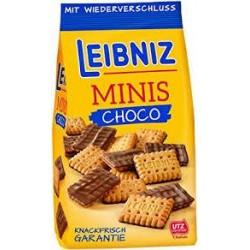 GALLETAS LEIBNIZ MINIS CHOCO BAHLSEN 125