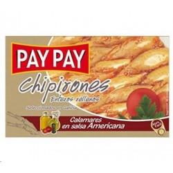 CHIPIRONES PAY PAY SALSA AMERICANA ENTER