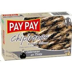 CHIPIRONES PAY PAY EN SU TINTA ENTEROS R