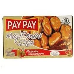 MEJILLONES ESCABELLES PAY PAY PICANTE 11