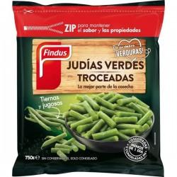 JUDIAS TROCEADAS FINDUS 400GR
