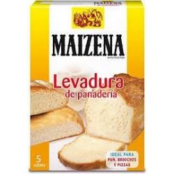 LEVADURA PANADERIA MAIZENA 5 SOBRES