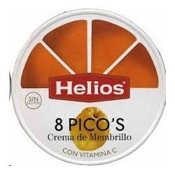 MEMBRILLO PORCIONES HELIOS 170 GRS