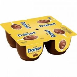 NATILLAS DANET CHOCO PACK4