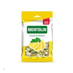 CARAMELOS MENTOLIN LIMON MELISA S/A 100G