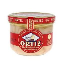 BONITO ACEITE DE OLIVA ORTIZ R-70 47 GRS
