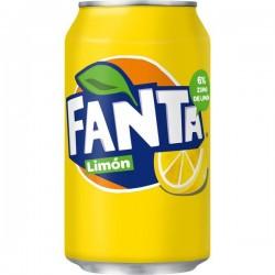 FANTA LIMON LATA 33CL