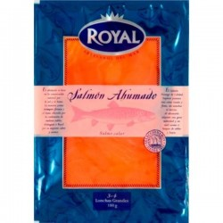 SALMON SOBRES 100GRS  ROYAL