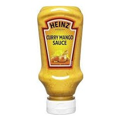 SALSA CURRY HEINZ 220ML