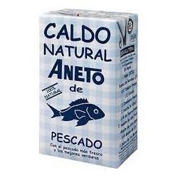 CALDO ANETO PESCADO BRICK 1L