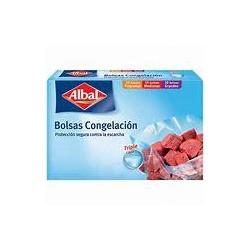 BOLSAS CONGELACI ALBAL 3 TAM SURTIDO