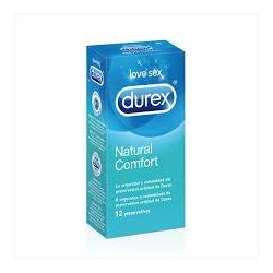 PERSEVATIVO DUREX NATURAL CONFORT