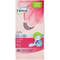 TENA LADY INCONTI.NORMAL 12U