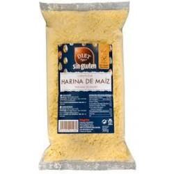 HARINA DE MAIZ SIN GLUTEN 500GR