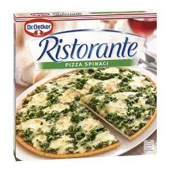 PIZZA SPINACAS 330 GRS DR.OETKER