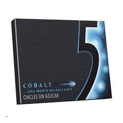 CHICLE FIVE5  COBALT MENTA