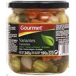 VARIANTES GOURMET 345GR