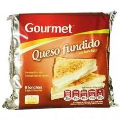 QUESO GOURMET FUNDIDO LONCHAS 150GR