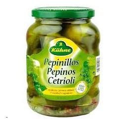 PEPINILLOS KHUNE 370 GRS.FCO C