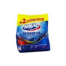 DETERGENTE MICAL BOLSA 12CZ