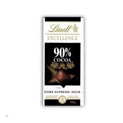 CHOCOLATE EXCELLENCE 90%  100gr