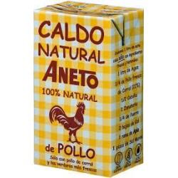 CALDO ANETO POLLO BRICK 1L
