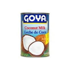 LECHE DE COCO GOYA LATA 400ML