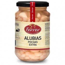 ALUBIAS POCHAS 345 GRS FERRER