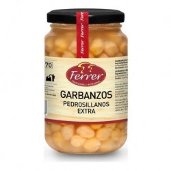GARBANZOS PEDROSILLANO 345 GRS FERRER