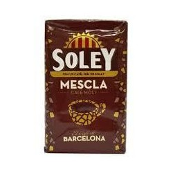 CAFE SOLEY MOLIDO MEZCLA 1/4