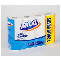 PAPEL MICAL COCINA 4 ROLL.