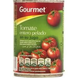 TOMATE GOURMET NATURAL 1/2 K