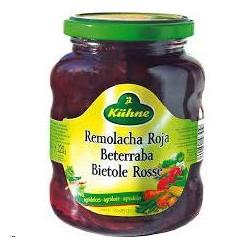REMOLACHA RODAJAS KHUNE 37O GR