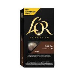 CAFE L' OR FORZA 10 CAPSULAS