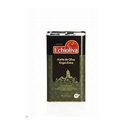 ACEITE  VIRGEN ECHIOLIVA LATA 5L
