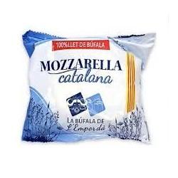 MOZZARELLA L´EMPORDA 125 GRS BUFALA