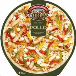 PIZZA TARRADELLAS POLLO 410 GRS