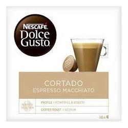 CAFE DOLCE GUSTO CORTADO 16 UNID