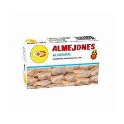 ALMEJONES AL NATURAL OL-120 PAY PAY