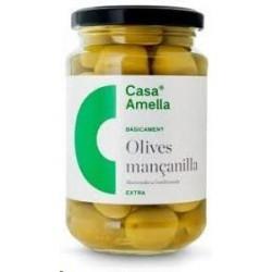 OLIVES MANÇANILLA 220 GRS CASA AMELLA