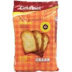 PAN TOSTADO GOURMET NORMAL 30 U.