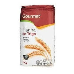 HARINA GOURMET 1 KGR