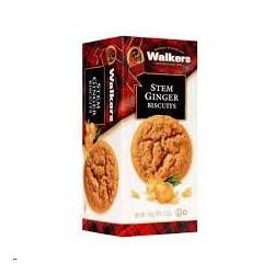 GALLETAS WALKERS STEM GINGER 150 GRS