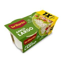 ARROZ BRILLANTE LARGO XL 2X200 GRS