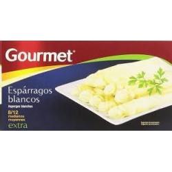 ESPARRAGOS GOURMET EX.FTA 8/12 125 GRS