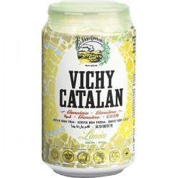 AGUA VICHY CATALAN LATA 33 CL