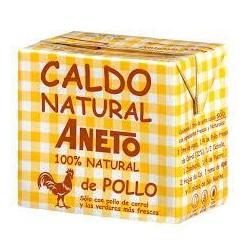 CALDO NATURAL POLLO 500 ML