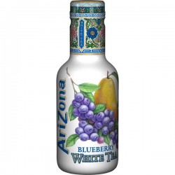 ARIZONA BLUEBERRY WHITE TEA PET 500 ML