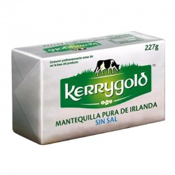 MANTEQUILLA KERRYGOLD SIN SAL 200 GRS