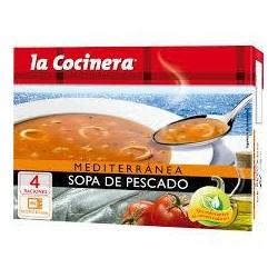 SOPA COCINERA PESCADO 500G